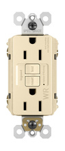 radiant® 15A Tamper-Resistant Outdoor Self-Test GFCI Outlet (NAFTA-Compliant)