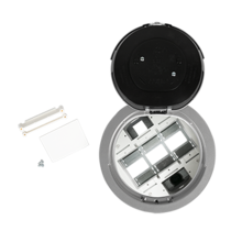 Evolution 8AT2 Series Recessed Assembly with Flush Style Cover