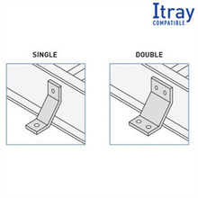 Heavy-Duty Hold Down Brackets