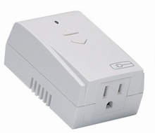 Plug-In 800W RF Small Appliance Module, White