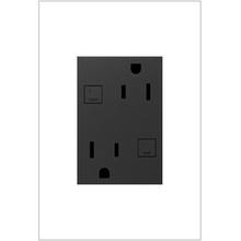 adorne® 15A Tamper-Resistant Self-Test GFCI Outlet - Plus-Size