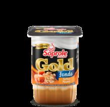 Soprole Gold Yoghurt Fondo Toffee Nuez 155g