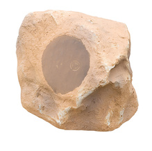Single Stereo Rock Speaker, Sandstone