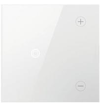 Touch™ Dimmer, 0-10V, White