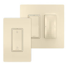 Smart Switch With Netatmo Starter Kit, Light Almond