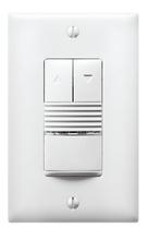0-10V PIR Wall Switch  Occ Sensor, 120/277V, White  USA