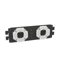 Fiber Spool Mounting Kit for Swing-Out Wall-Mount Cabinet
