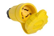 25W49 Watertight NEMA 4X/6P Locking Connector