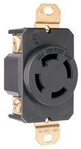 30 Amp Non-NEMA Single Receptacle