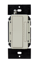 In-Wall Remote RF Dimmer, Light Almond