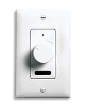 lyriQ Amplified Volume Control with IR, White