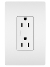 radiant® Self-Grounding Outlet
