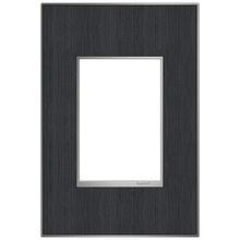 adorne® Rustic Gray One-Gang-Plus Screwless Wall Plate
