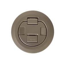 4AT Evolution™ Poke-Thru Device-Unnwired- Brass