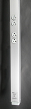AMDTP-415 - AMDTP-4 Series Aluminum Tele-Power Pole
