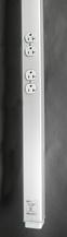 AMDTP-412 - AMDTP-4 Series Aluminum Tele-Power Pole