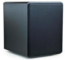 "5000 Series 10"""" Amplified Subwoofer"