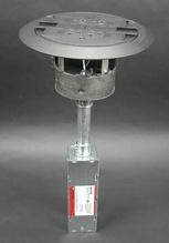 RC4 Multi-Service Poke-Thru Assembly, All Aluminum