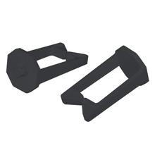 Q-Series Cable Retention Ring Kit - Pkg Of 4 - Black