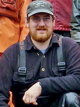 Lyle Britt, Fisheries Research Biologist