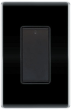 In-Wall Incandescent Dimmer, Black