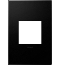 adorne® Graphite One-Gang Screwless Wall Plate
