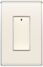 In-Wall Incandescent Dimmer, Almond