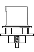 32A Pin & Sleeve International Splashproof Inlet