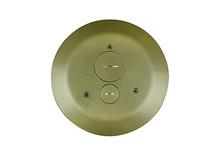 4FFATC15 Flush Furniture Feed Poke-Thru Assembly, Brass