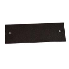 OFR Series Overfloor Raceway Blank Device Plate