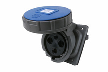 60A Pin & Sleeve Receptacle