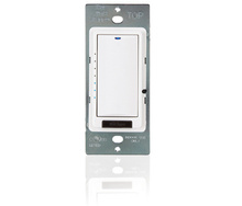 Digital Dimming Wall Switch, 1 paddle, with I.R., ivory