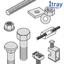 Fasteners For Splices