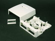 Uniduct 2700-2800-2900 Series Two-Insert Multimedia Box Fitting