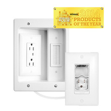 In-Wall TV Power Kit