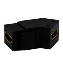 HDMI Keystone Insert/Coupler, Black