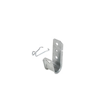 CJ12H 3/4'' JHook Wide base w/retainer clip - Box of 50 [F000613]