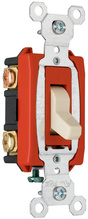 Hard Use Specification Grade Switch, Ivory