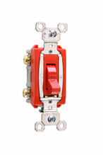 Industrial Extra Heavy-Duty Specification Grade Switch, Red