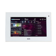 "7"" Android PoE Touch Screen, WHITE"