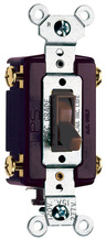 TradeMaster Grounding Toggle Switch, Brown