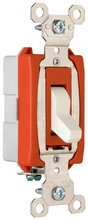 Industrial Extra Heavy-Duty Specification Grade Switch, White