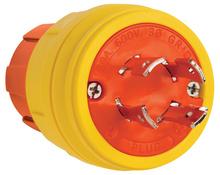 SteriGuard™ Turnlock Plug 30A, 3ΦY 600V