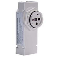 HIGH/LOW/OFF PIR FIXTURE INTEG RATED OUTDOOR SENSOR - CFG