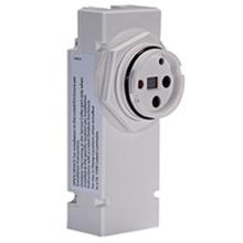 Hi/Lo PIR Fixture Mount Sensor Line Voltage, USA