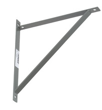 Shelf Bracket - 12 in - Black