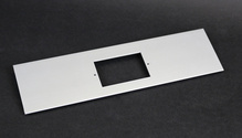 ALA3800 Cover Plate with 1 3/4 x 2 15/16 Opening