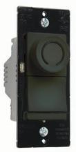 Deco Rotary CFL/LED Dimmer, Black