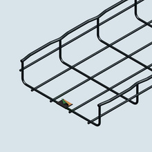 G CABLOFIL CABLE TRAY-PAINTED (2D,4W,120L)