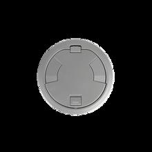 8CT Evolution™ Poke Thru Surface Style Cover, Aluminum